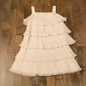 Other - White dress for girls